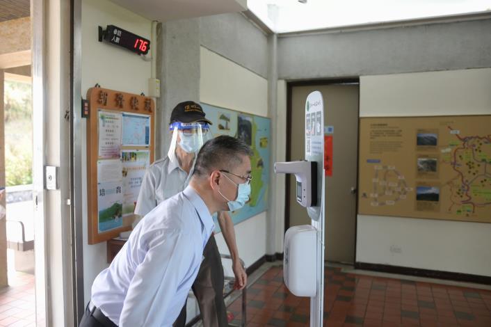 國家公園有條件開放 徐國勇部長提醒   防疫仍不可鬆懈