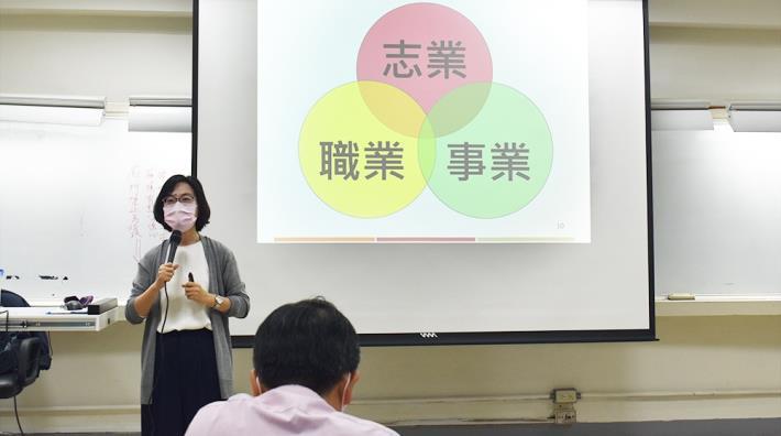 防治交通事故拯救生命是陳艾懃老師目前的志業之一