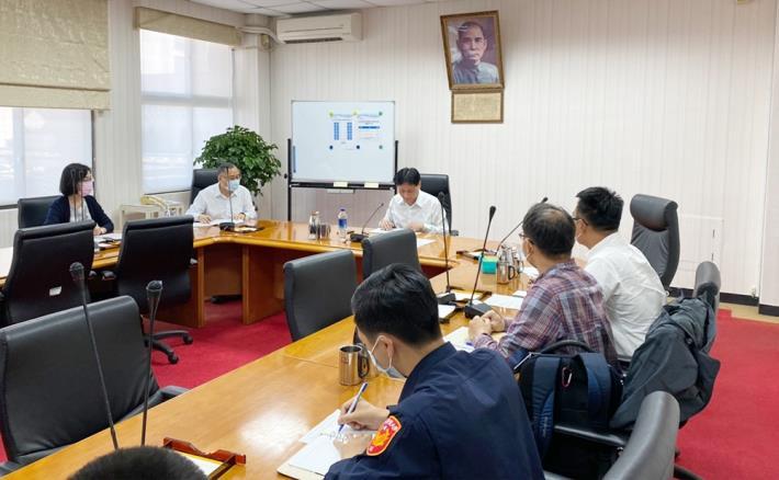 中央警察大學新進教師及職員研習會02