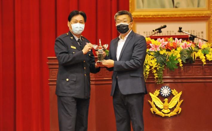 立法院副院長蔡其昌專題演講「後背包的初心」2