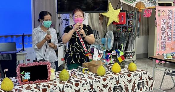 新住民分享家鄉南越中秋節習俗