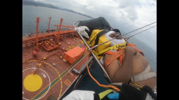 1100426海難搜救 任務圓滿達成