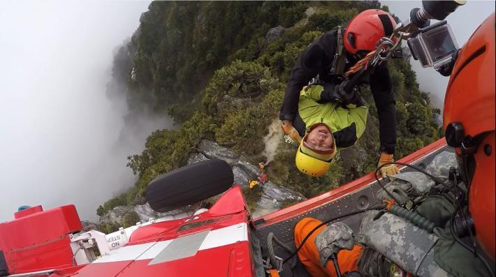 1100410太魯閣大山登山客山難救援任務3
