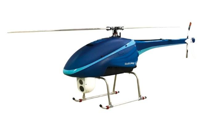 單旋翼型UAS