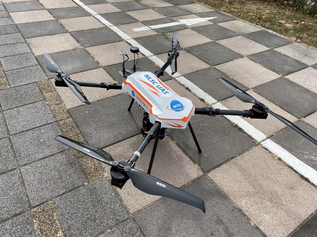 多旋翼型UAS