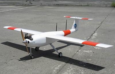國土測繪1號 定翼型UAS