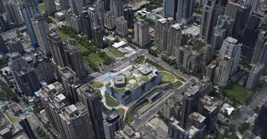 臺中歌劇院模型