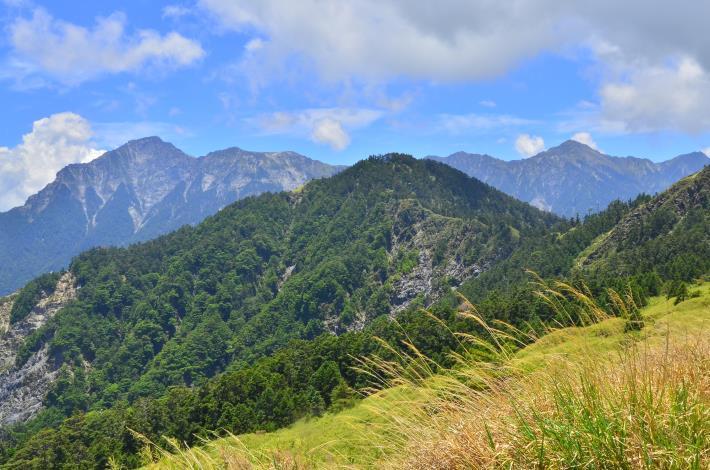 奇萊連峰(太管處資料照片)