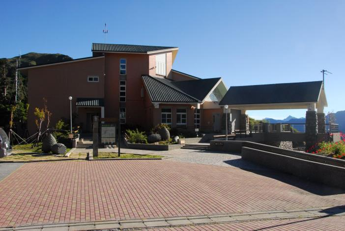 Mt. Hehuan Service Station