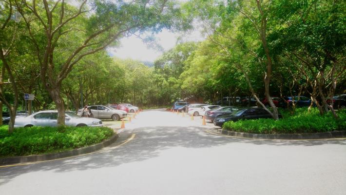 Taroko Terrace Parking Lot