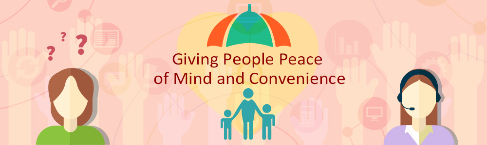 Giving People Peace of Mind and Convenience