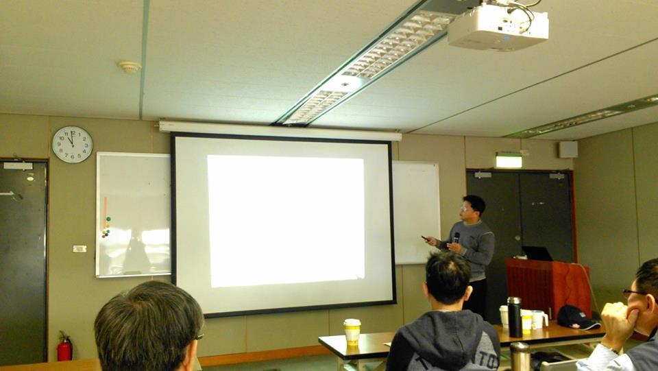 臺灣科技大學建築研究所莊英吉教授分享