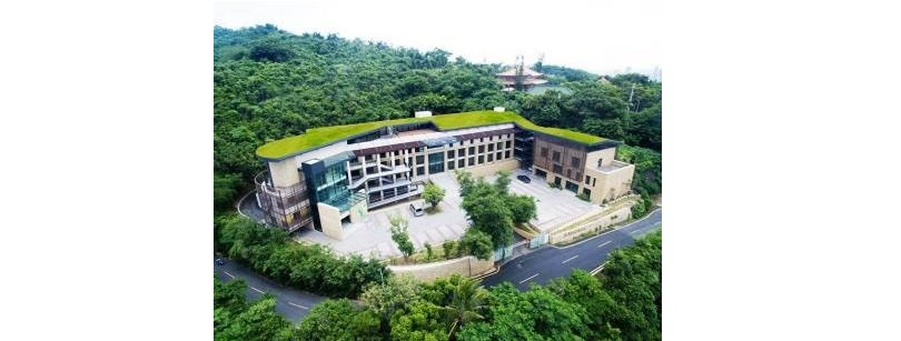 壽山國家自然公園籌備處行政服務中心新址