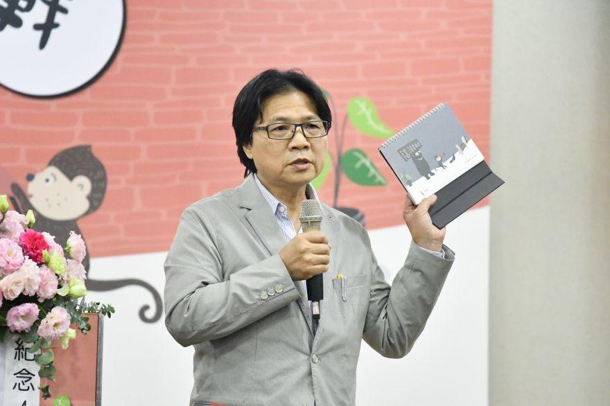 內政部長葉俊榮提醒國人言論自由的珍貴及省思的重要