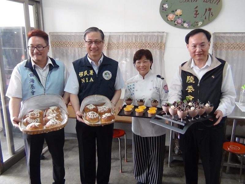 「新住民界女吳寳春」 料理達人王鳳玲追逐夢想不停歇。