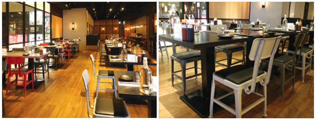 友善建築用餐空間設計