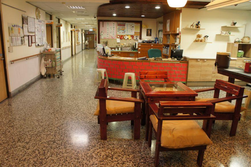 台東聖母醫院的安寧病房
