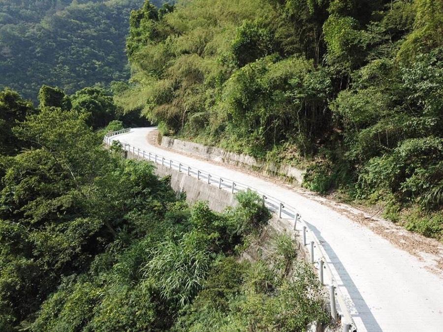 前瞻基礎建設改善司馬庫斯聯外道路,讓鄉民有條安全回家的路2