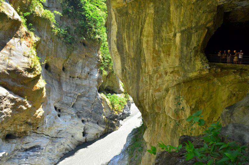 太魯閣峽谷-燕子口