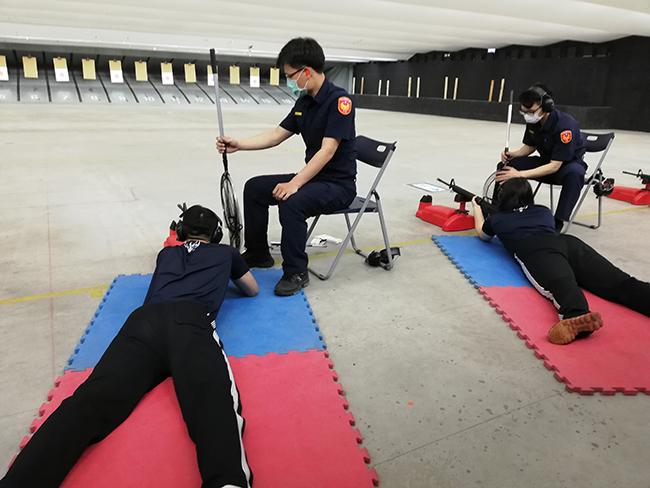 M16步槍實彈射擊訓練