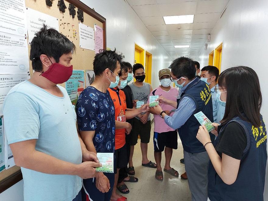 雲林縣服務站至麥寮台塑工業園區宣傳