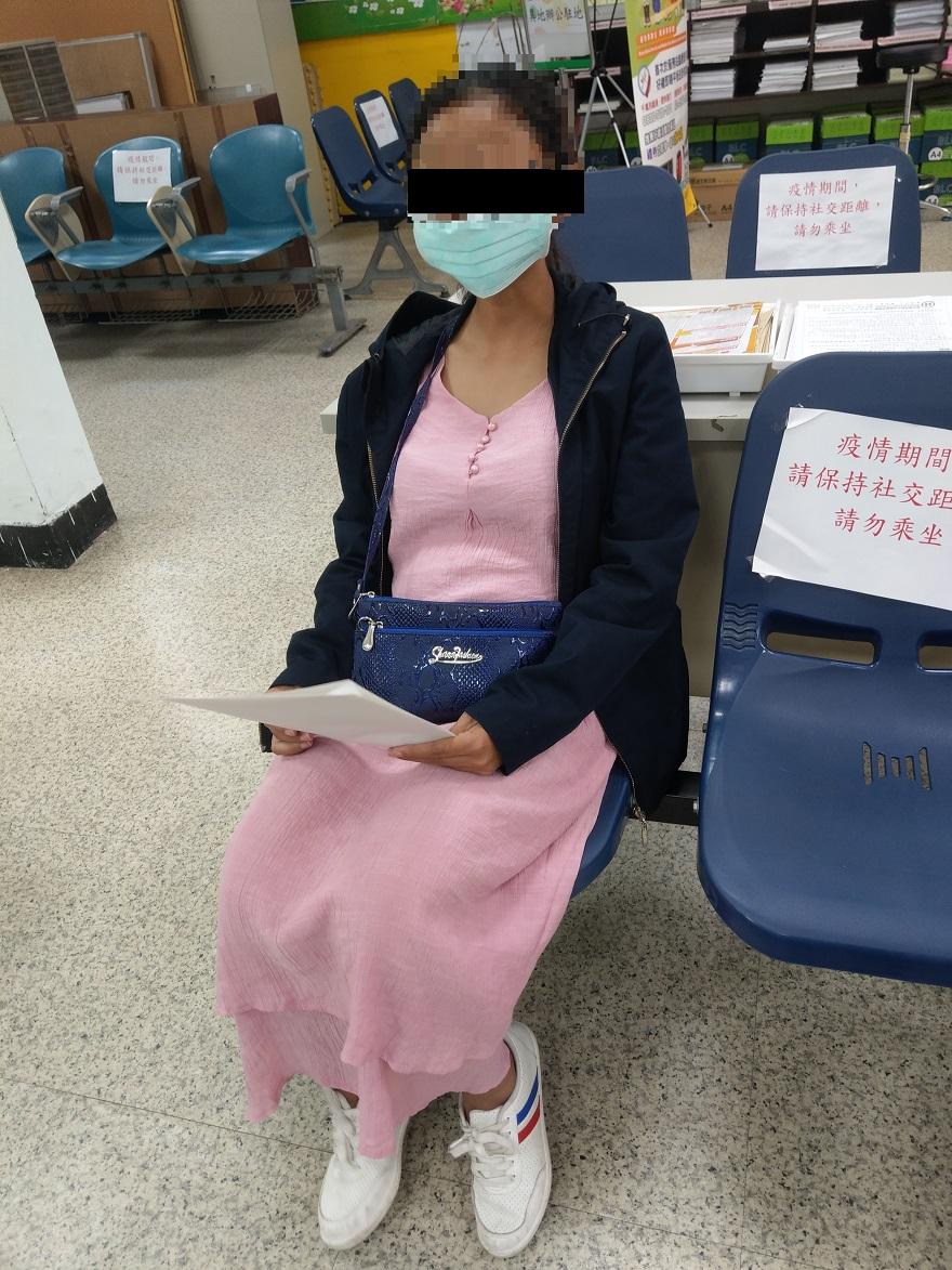 移民署臺南市第二服務站專案協助返家2