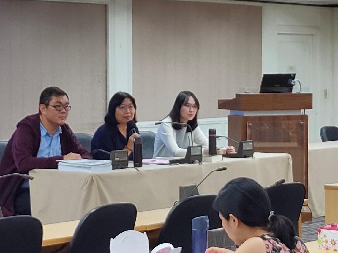 綜合討論及參加學員分享實務運作1
