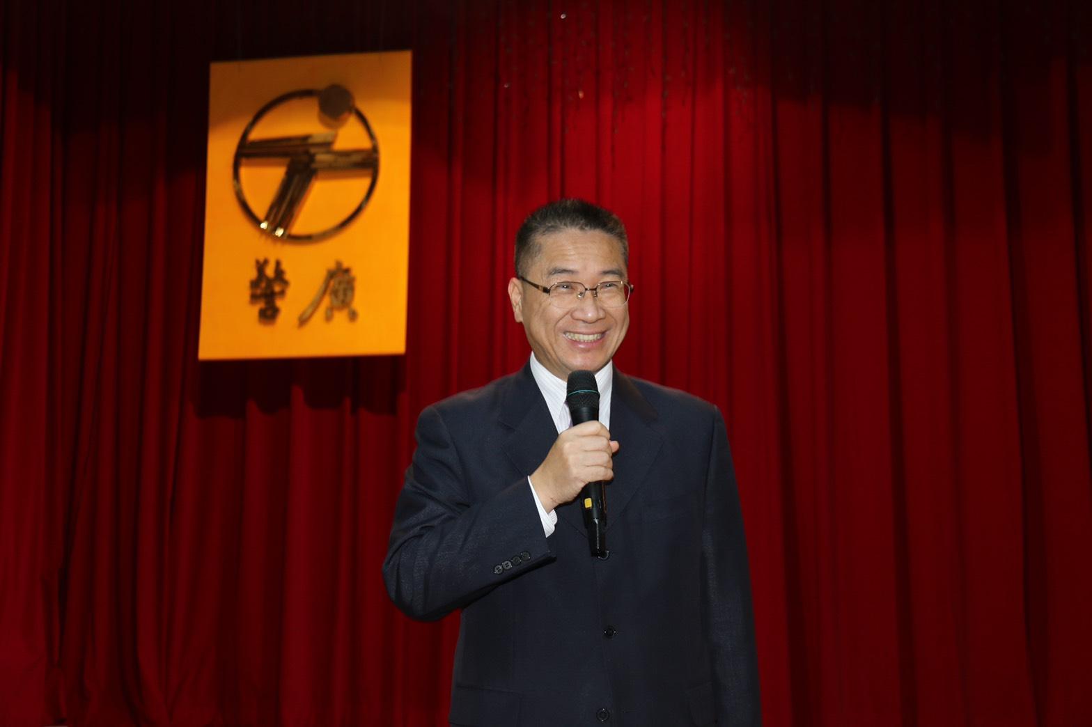 部長徐國勇肯定警廣製作優質節目