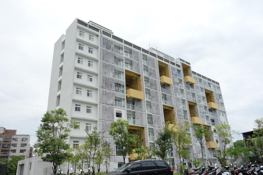 臺中市大里光正段社會住宅新建工程(第一期)