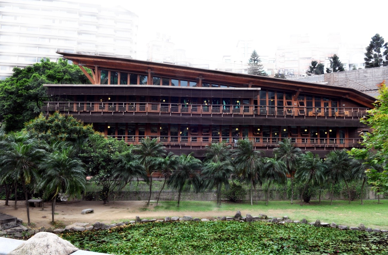 北投圖書館-融入都市公園中最美麗的鑽石級綠建築