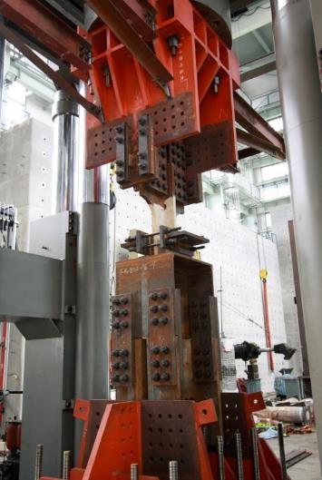 圖2 鋼結構銲道穿透式梁柱接合性能驗證試驗.jpg