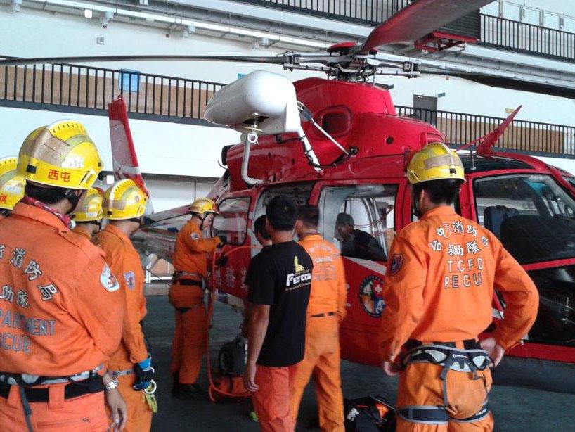 AS365救助隊訓練