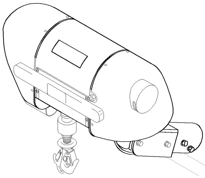 HS-29900-30-1柱型安裝支架圖片