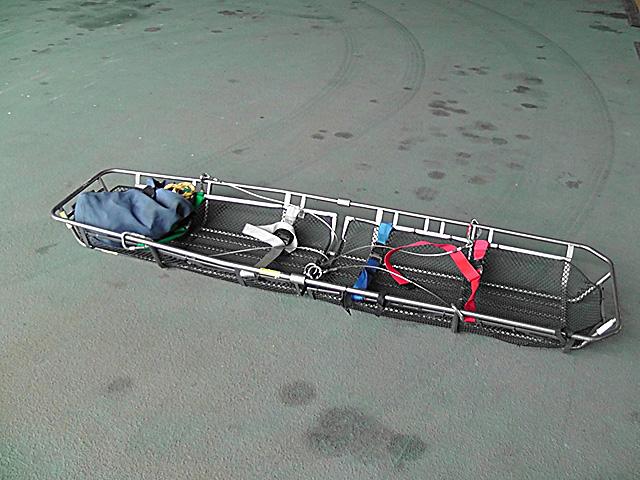 U型機救生擔架圖片