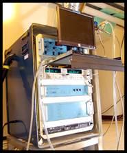 超導重力儀控制器