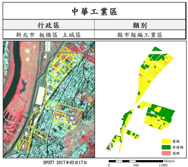 中華工業區開闢率分析成果