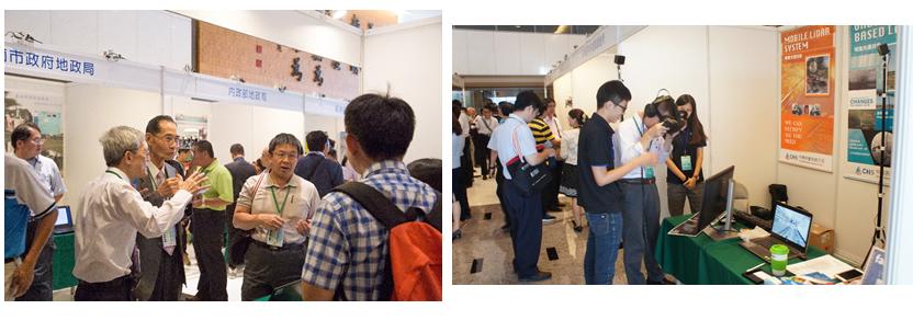 展場人員交流互動與參加人員體驗