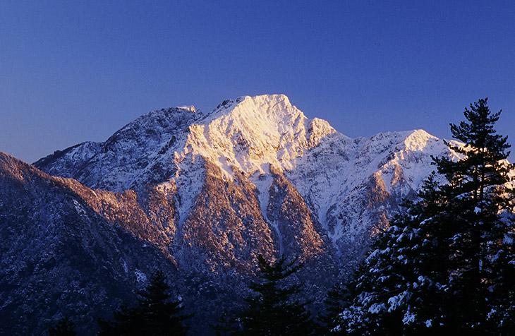Qilai Peaks