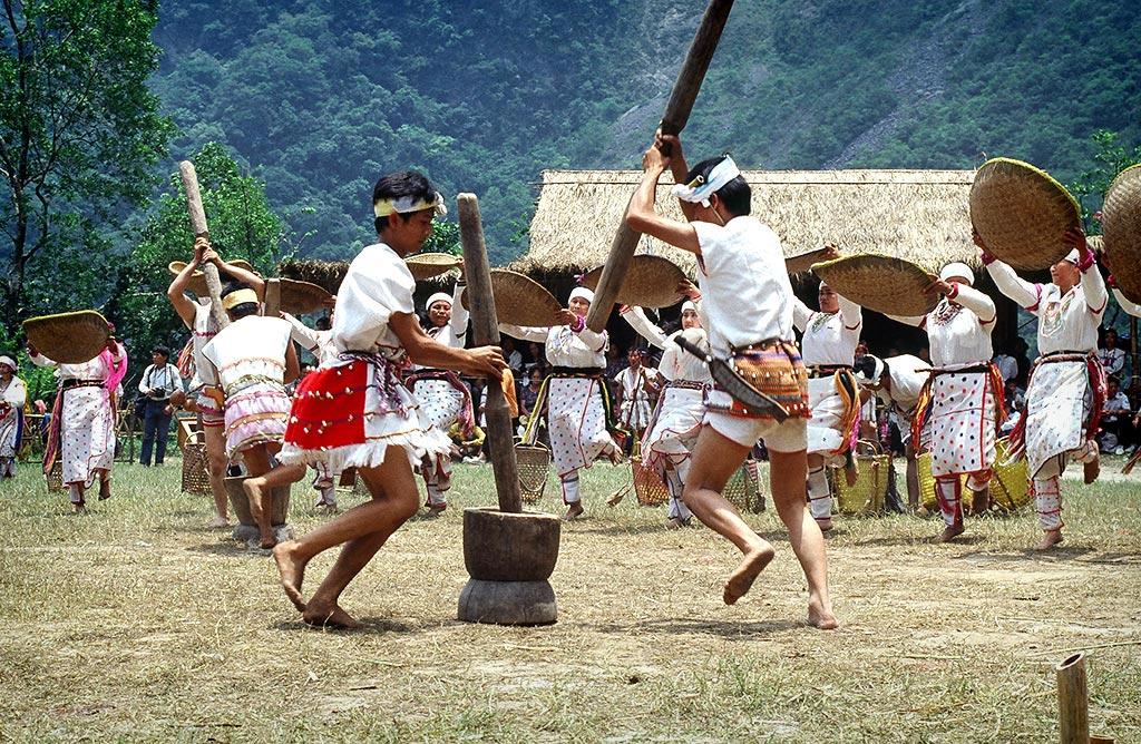 太魯閣族文化