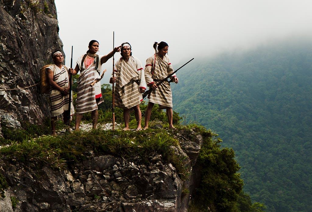 太魯閣族人