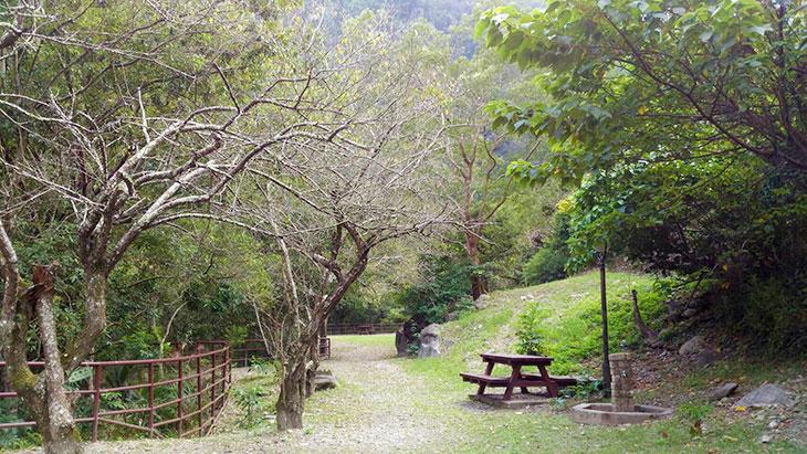 Lushui campground