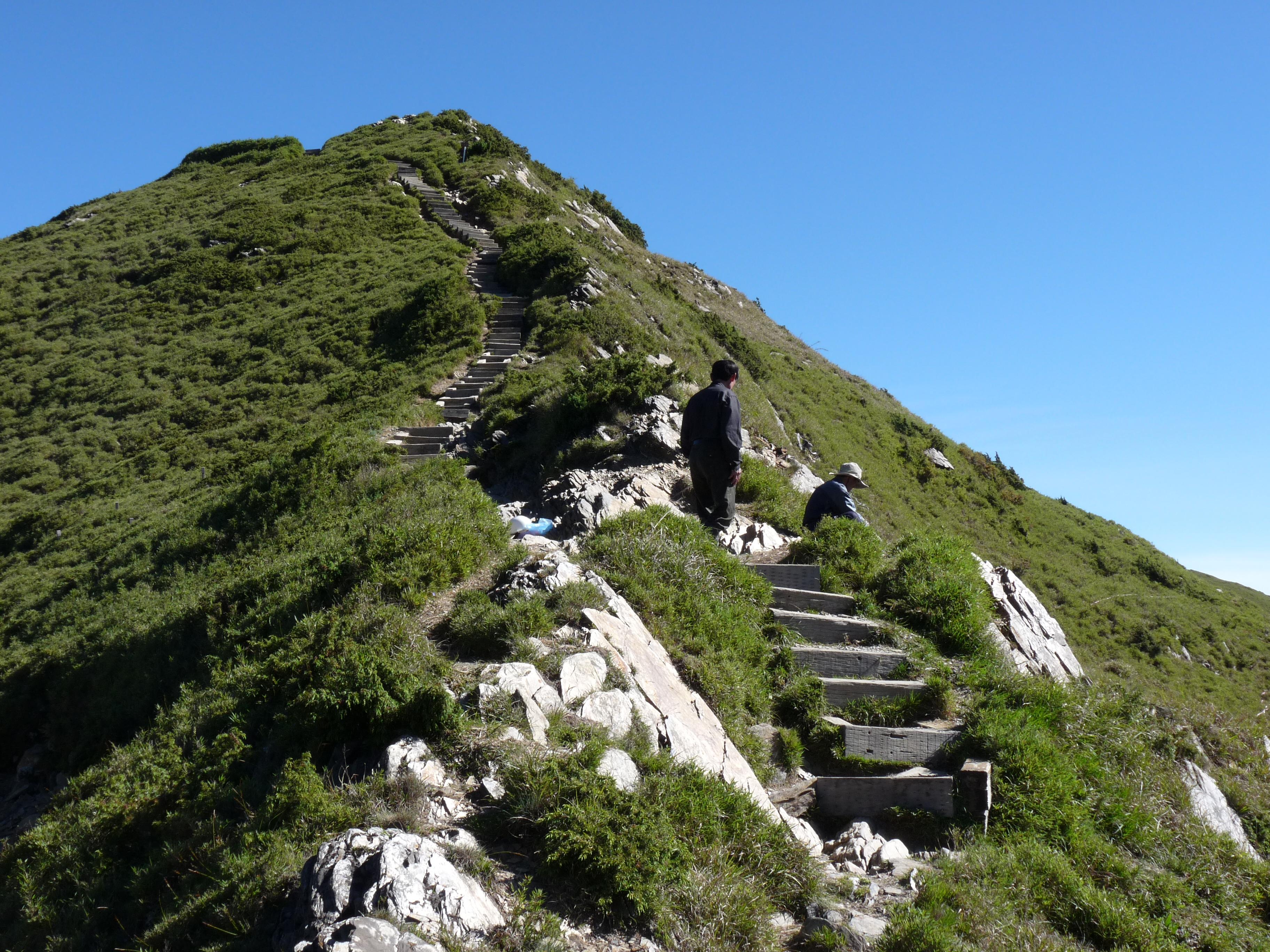 石門山步道