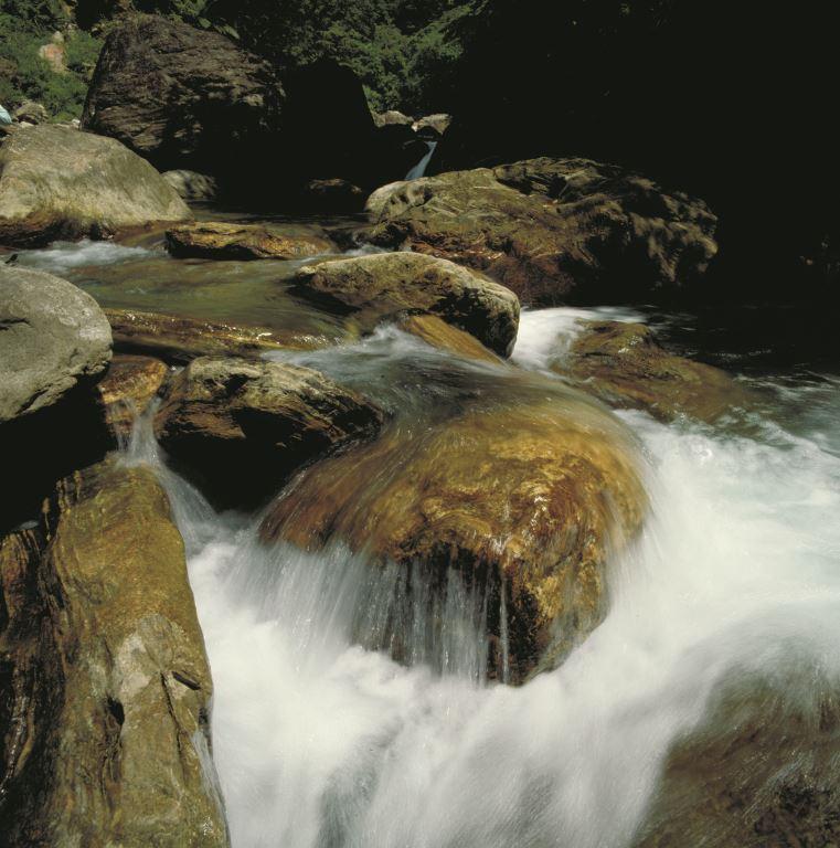 三棧溪谷-水石之美