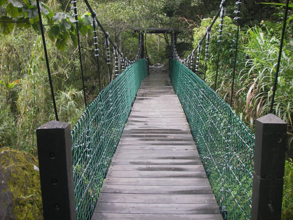 Lushui Trail