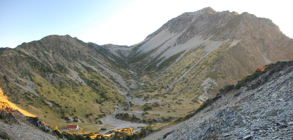 Nanhu mountain scenery