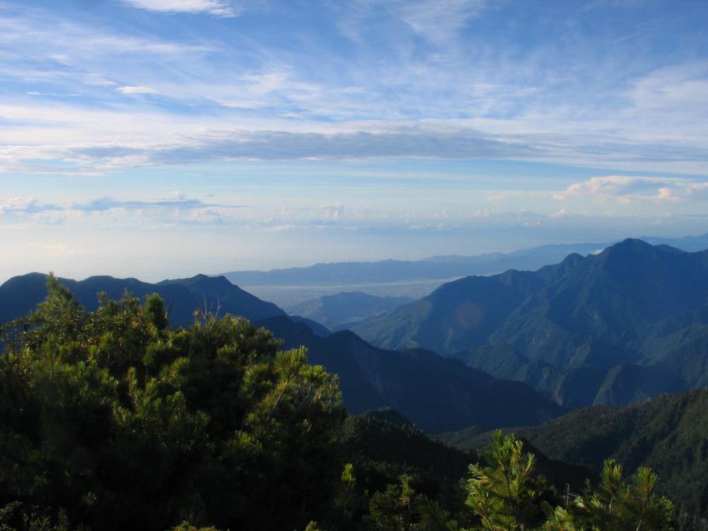 Taroko Mountains