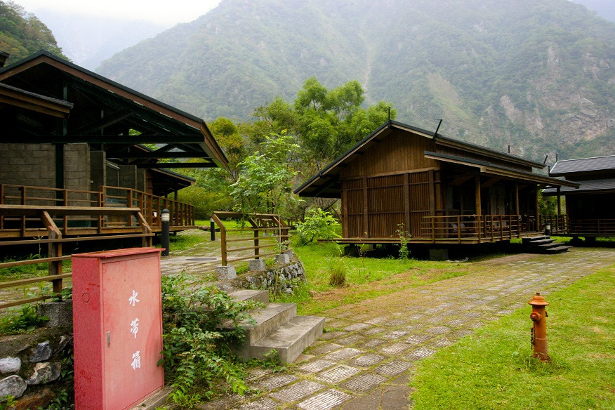 Taroko Village Hotel -Buluowan Upper Terrace area (.jpg)