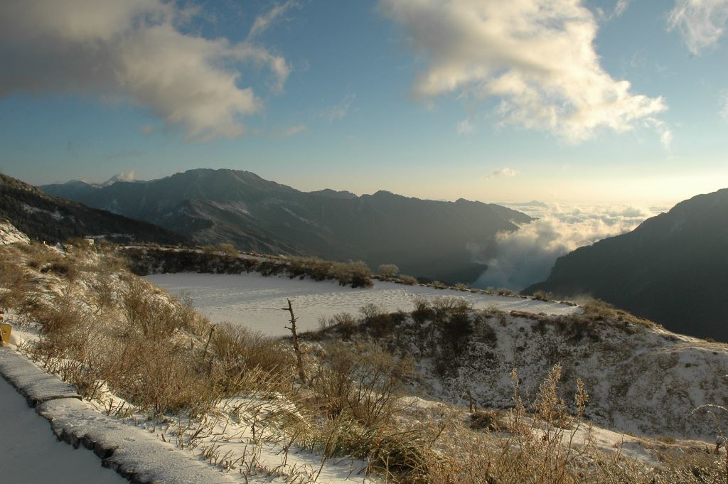 Snow in Winter at Xiaofengkou(.jpg)