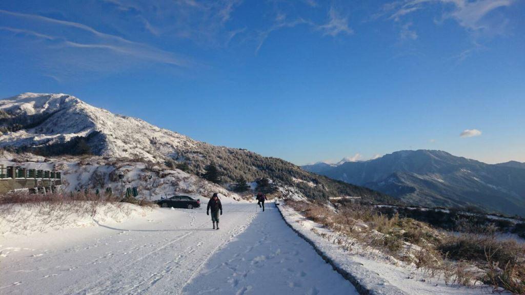 Snowy Weather at Xiaofenkou(.jpg)