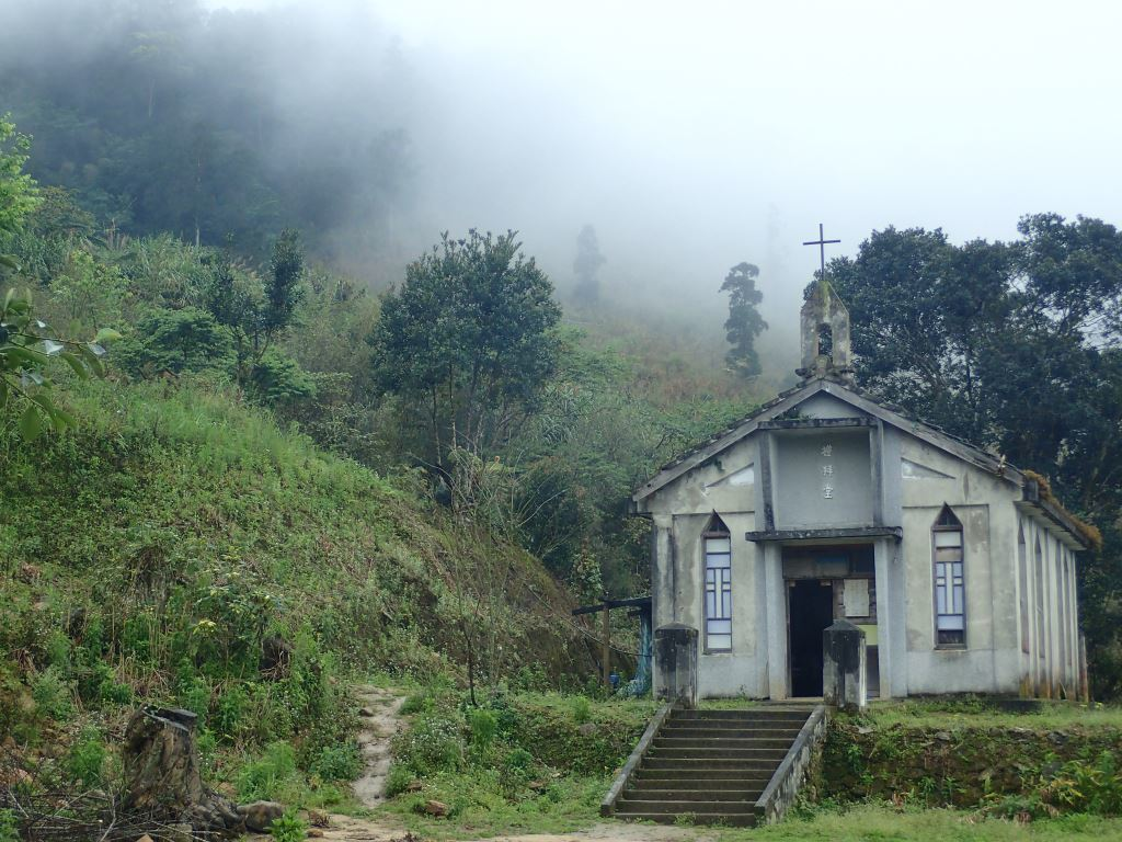 Dali Tribe Chapel